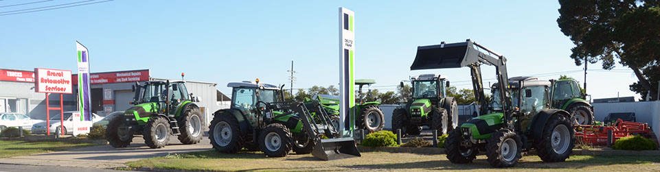 Ararat Auto & Ag Services and Deutz Tractors